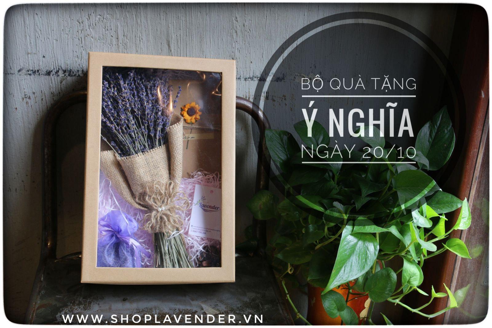 hoa lavender oai huong